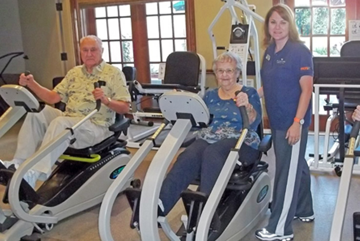 Bring A Nustep Recumbent Cross Trainer Home Today