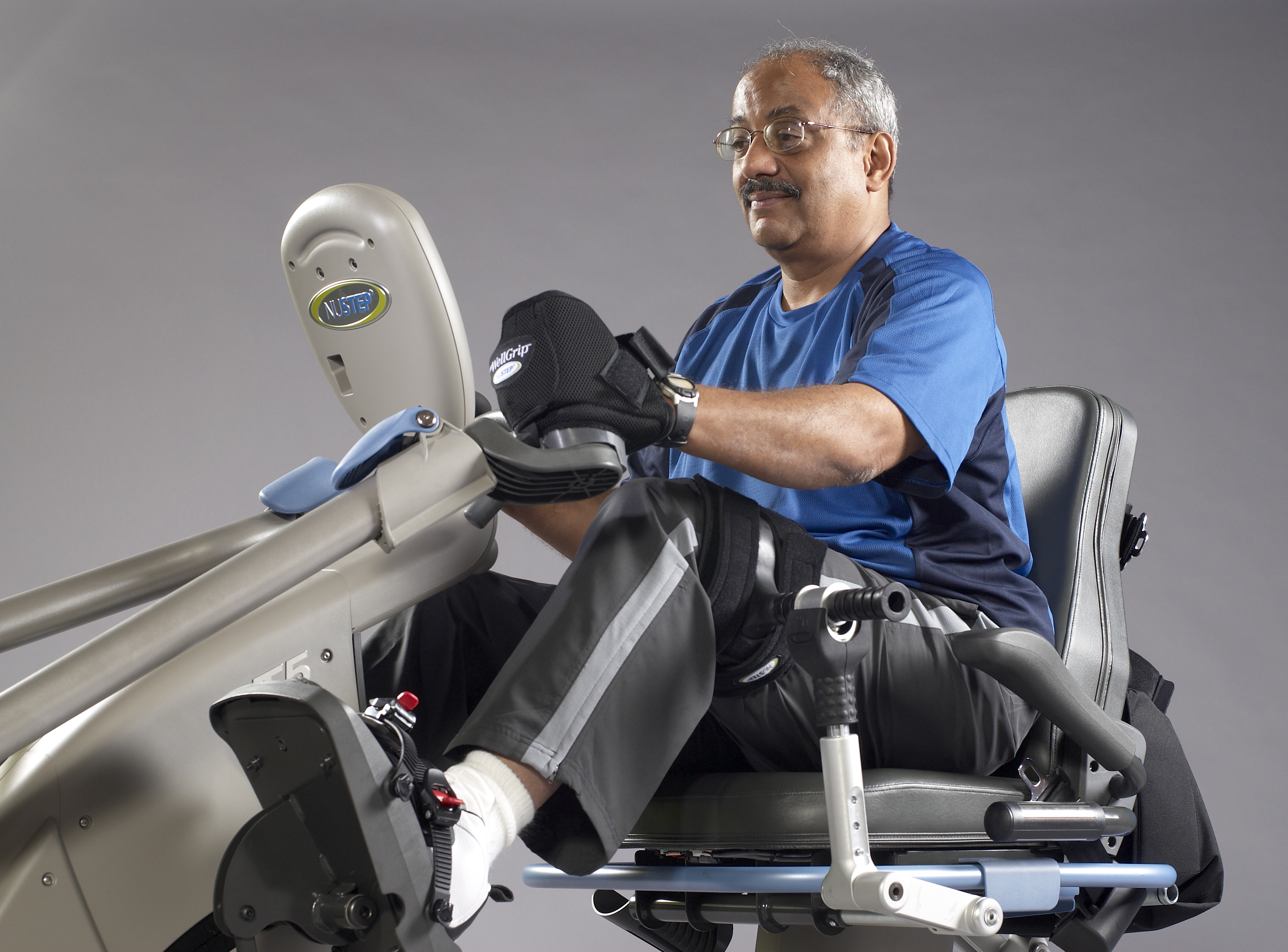 T5 Recumbent Cross Trainer Nustep Inc