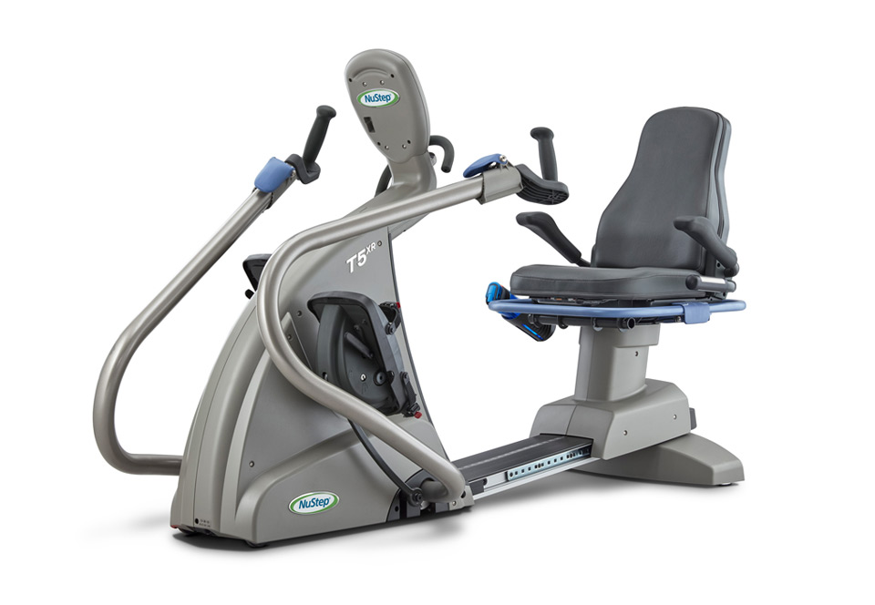 T5xr Recumbent Cross Trainer Nustep Inc