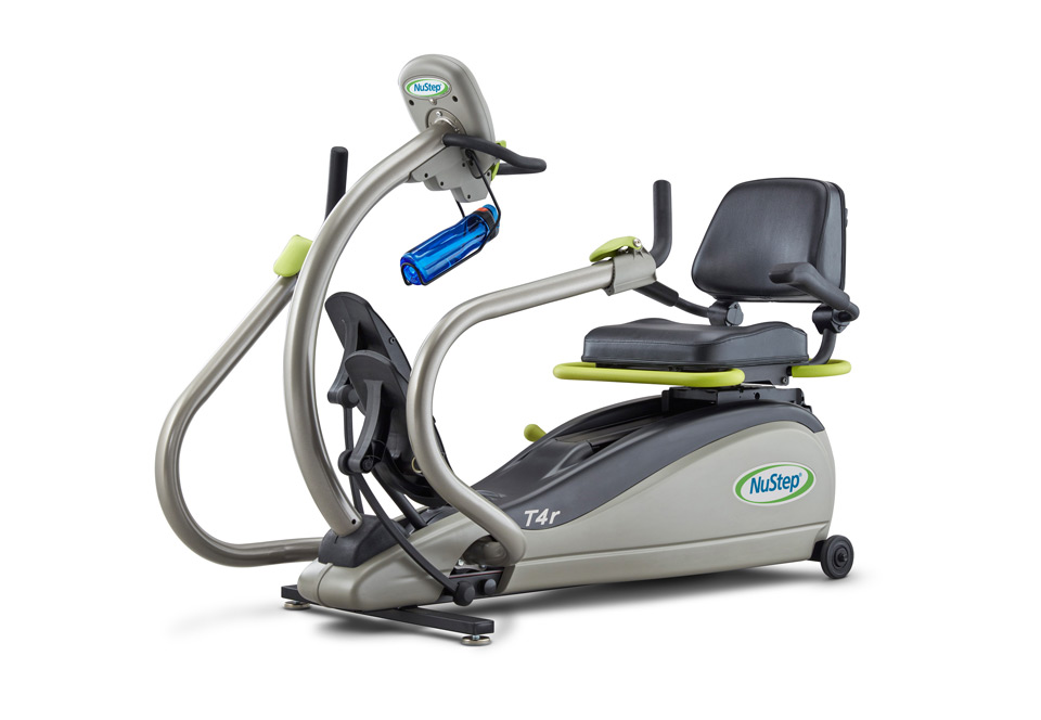 NuStep T4r recumbent cross trainer