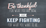 10 Reasons To Be Thankful For Fitness