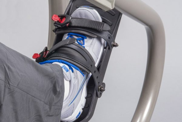 NuStep T5 T5XR T5XRW Foot Straps Foot secure system