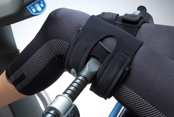 NuStep T5 T5XR T5XRW Leg Stabilizer