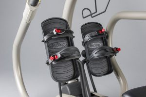 NuStep T4r footstraps footsecure system