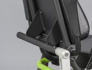 NuStep T4r Leg Stabilizer Mounting Bracket