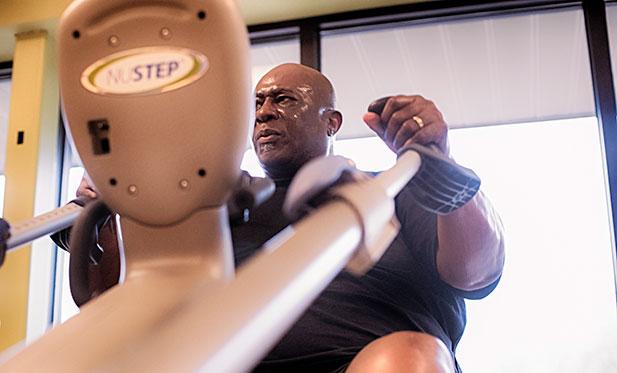 o'neal-hampton-nustep-workout