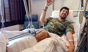 Sebastien Bellin Triumphant Recovery