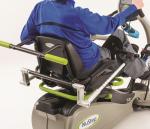 T4R Leg Stabilizer Mounting Bracket Accessory Installed Kit