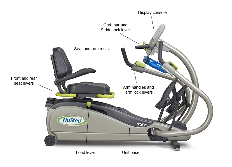 cleaning-nustep-cross-trainer