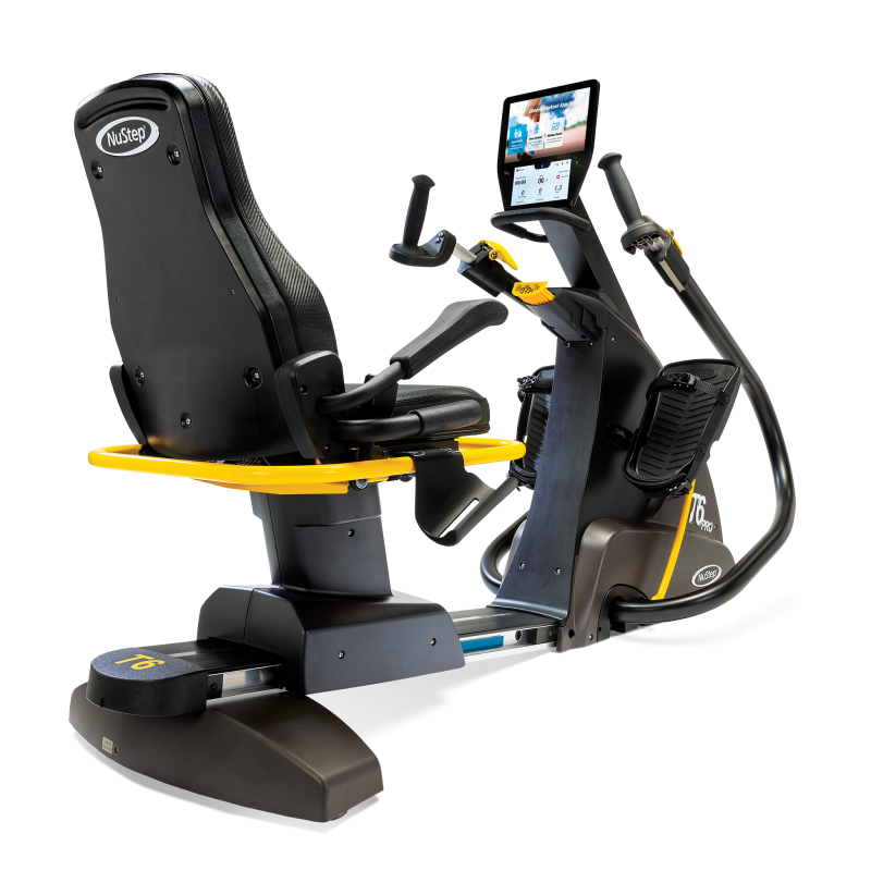 Recumbent Stepper for exercise
